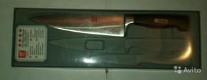 нож поварской solingen германия  - 4534333921.jpg